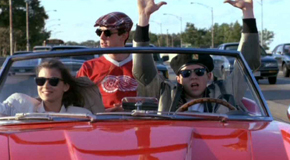 Ferris Bueller's Day Off Movie Still