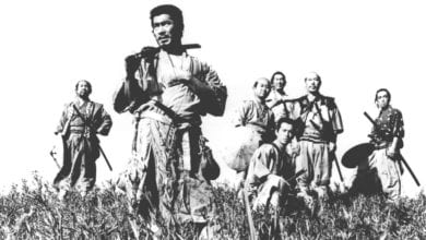 Photo of Seven Samurai (1954) Teams up on Blu-ray