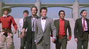 The Adventures of Buckaroo Banzai Movie Still