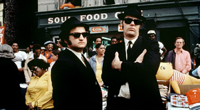 The Blues Brothers Movie Still