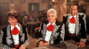 The Three Amigos Movie Still