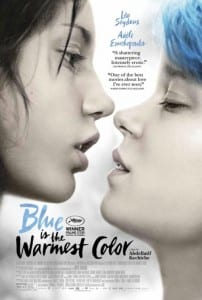 Blue Is The Warmest Color - Theatrical Poster - Courtesy of Sundance Selects