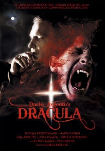 Dario Argento's Dracula 3D - Theatrical Poster - Courtesy of IFC Midnight