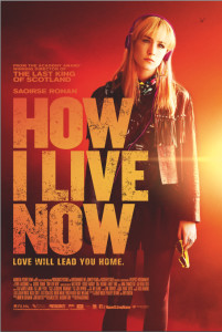How I Live Now - Movie Poster - Courtesy of Magnolia Pictures