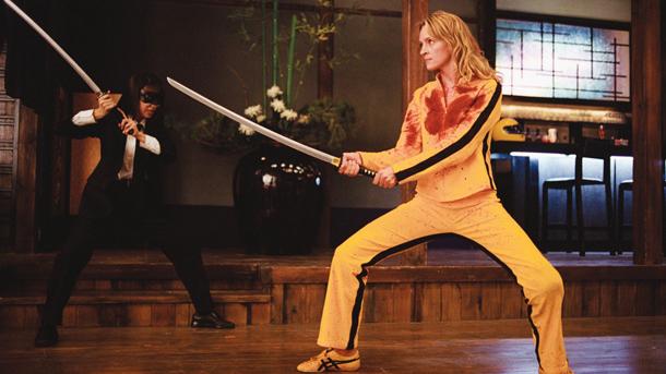 Kill Bill Vol 1 2003 via The Action Lite