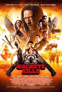 Machete Kills - Theatrical Poster - Courtesy of Open Road Films
