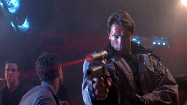 The Terminator 1984 via IO9