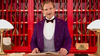 Photo of Wes Anderson's The Grand Budapest Hotel: Lobby Boy Interview