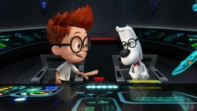 Photo of Mr. Peabody & Sherman Happy Holidays! Trailer
