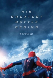 The Amazing Spider Man 2 Movie Poster