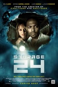 Storage 24 2012 Movie Poster
