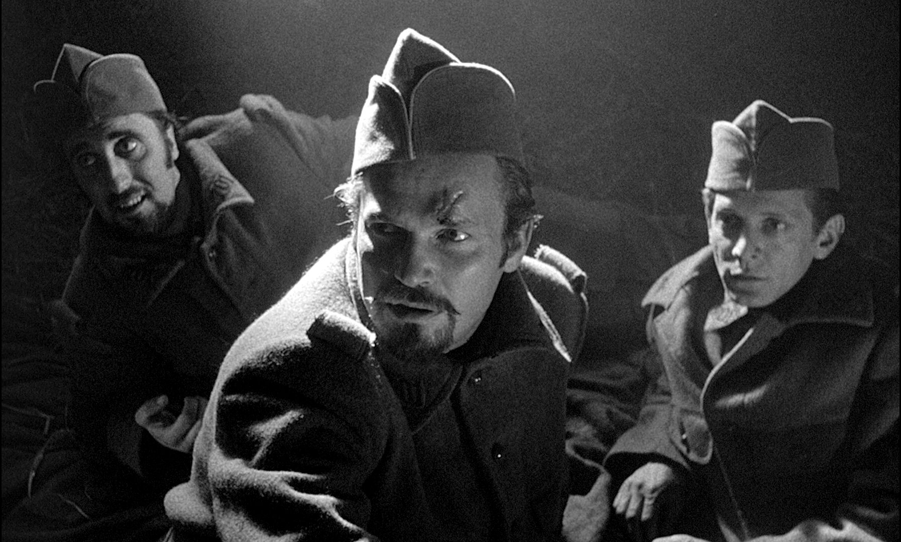 Paths of Glory (1957) Movie Summary and Film Synopsis on MHM