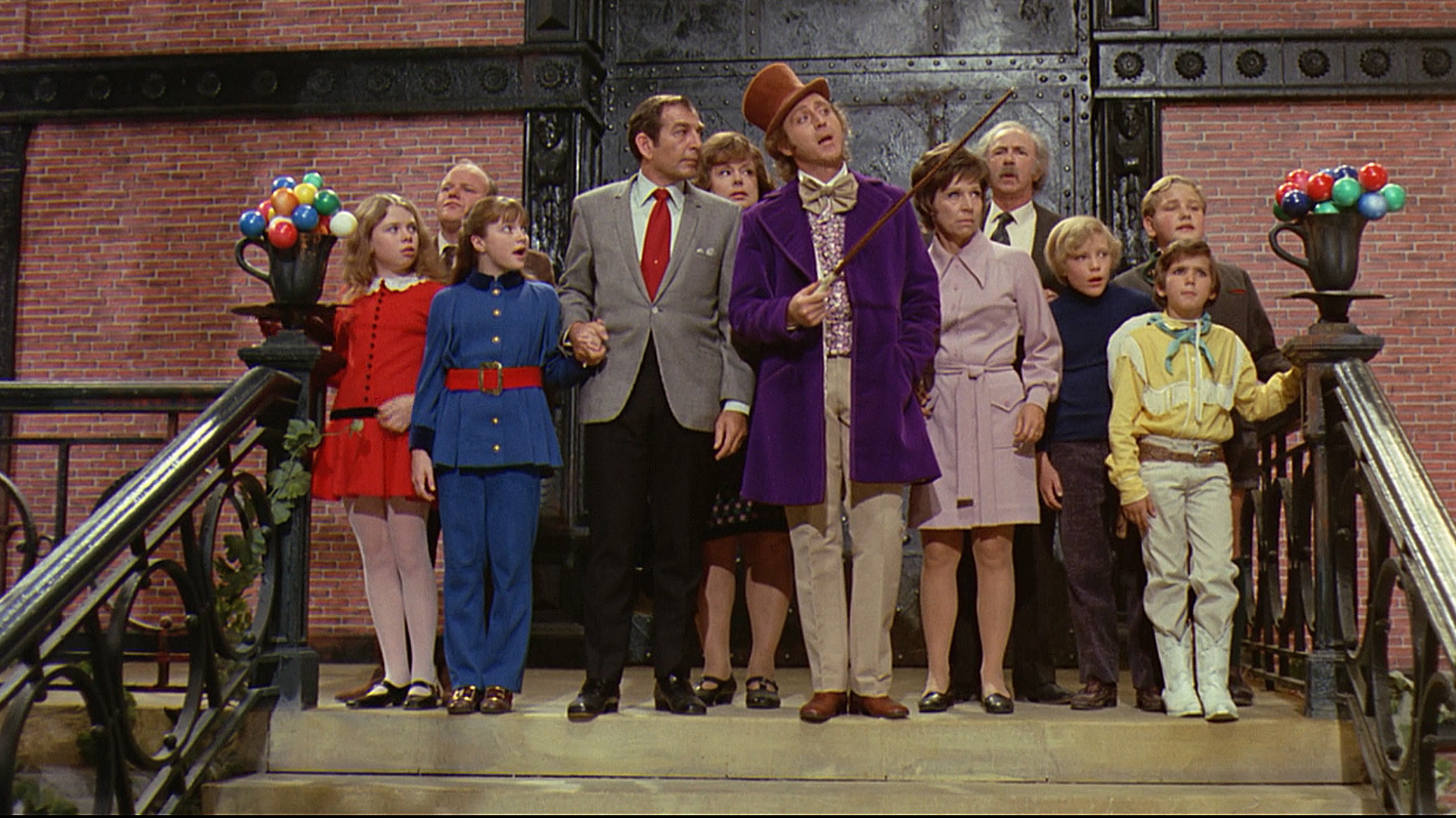 Willy Wonka and the Chocolate Factory (1971) Film Summary & Movie ...