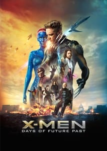 X-Men: Days Of Future Past - Theatrical Poster - Courtesy of 20th Century Fox