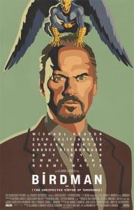 Birdman 2014 Movie Poster
