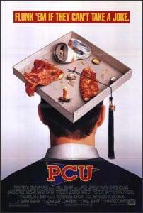 PCU Movie Poster (1994)