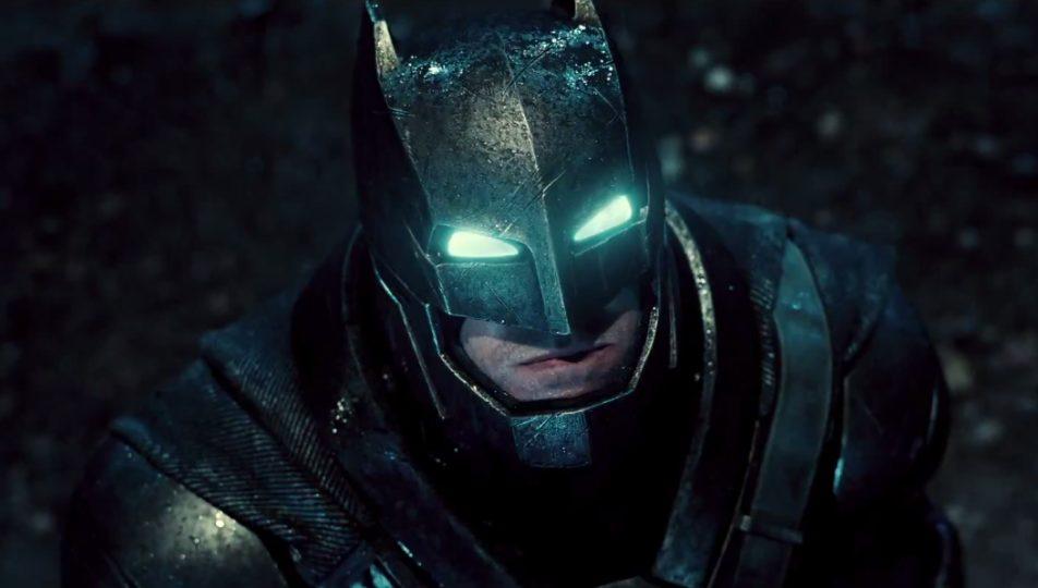 Batman v Superman: Dawn of Justice courtesy of Warner Bros. Pictures