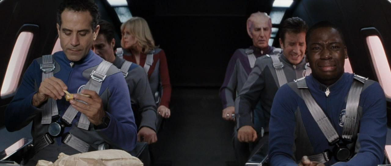 galaxy quest 1999 podcast review amp film summary mhm