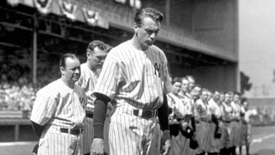Photo of The Pride of the Yankees (1942)