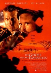 The Ghost and the Darkness (1996)