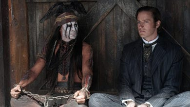 Photo of The Lone Ranger – Theatrical Trailer