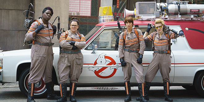 Ghostbusters (2016) Official Trailer #2