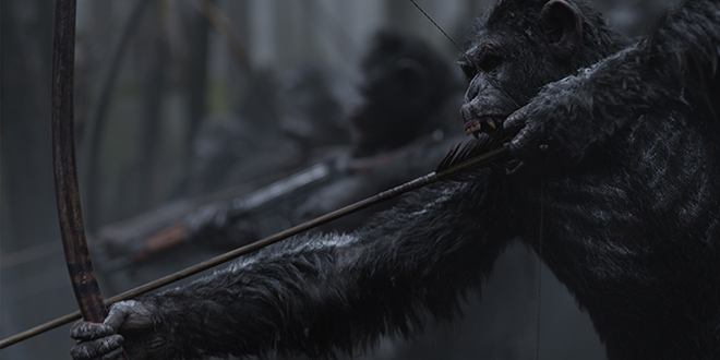 War for the Planet of the Apes (2017): Official Trailer