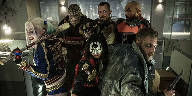 Suicide Squad (2016) Now on Blu-ray