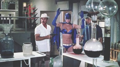 Photo of La mujer murcielago (The Batwoman) (1968)