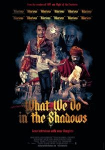 What We Do in the Shadows (2015)