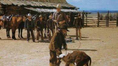 Photo of The Cowboys (1972) Herd Some Blu-Rays Across the Open Range