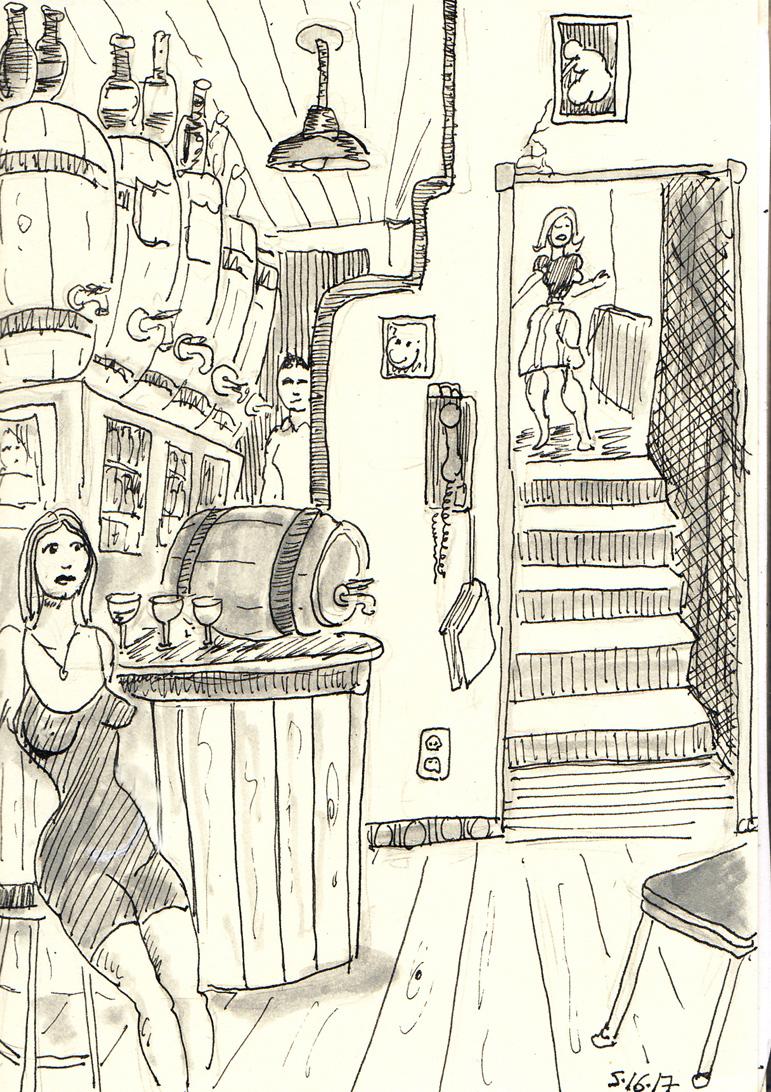 Wine Cellar—Nifette #61