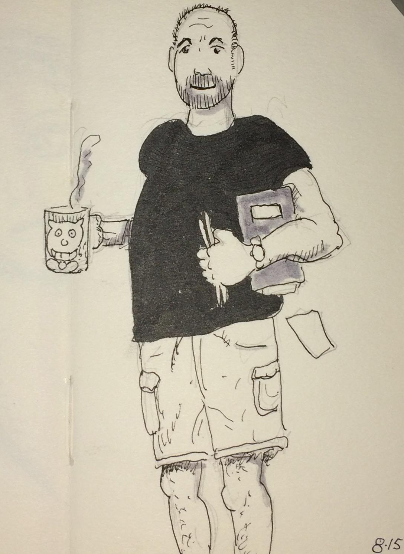 Steve Coffee—Nifette #63