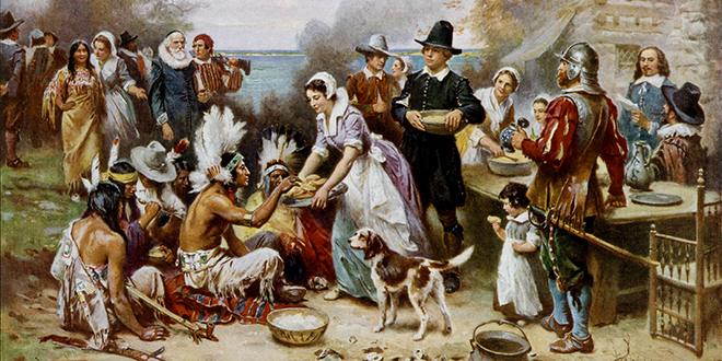 Thanksgiving: A Short Review from the Harbinger of Apathy