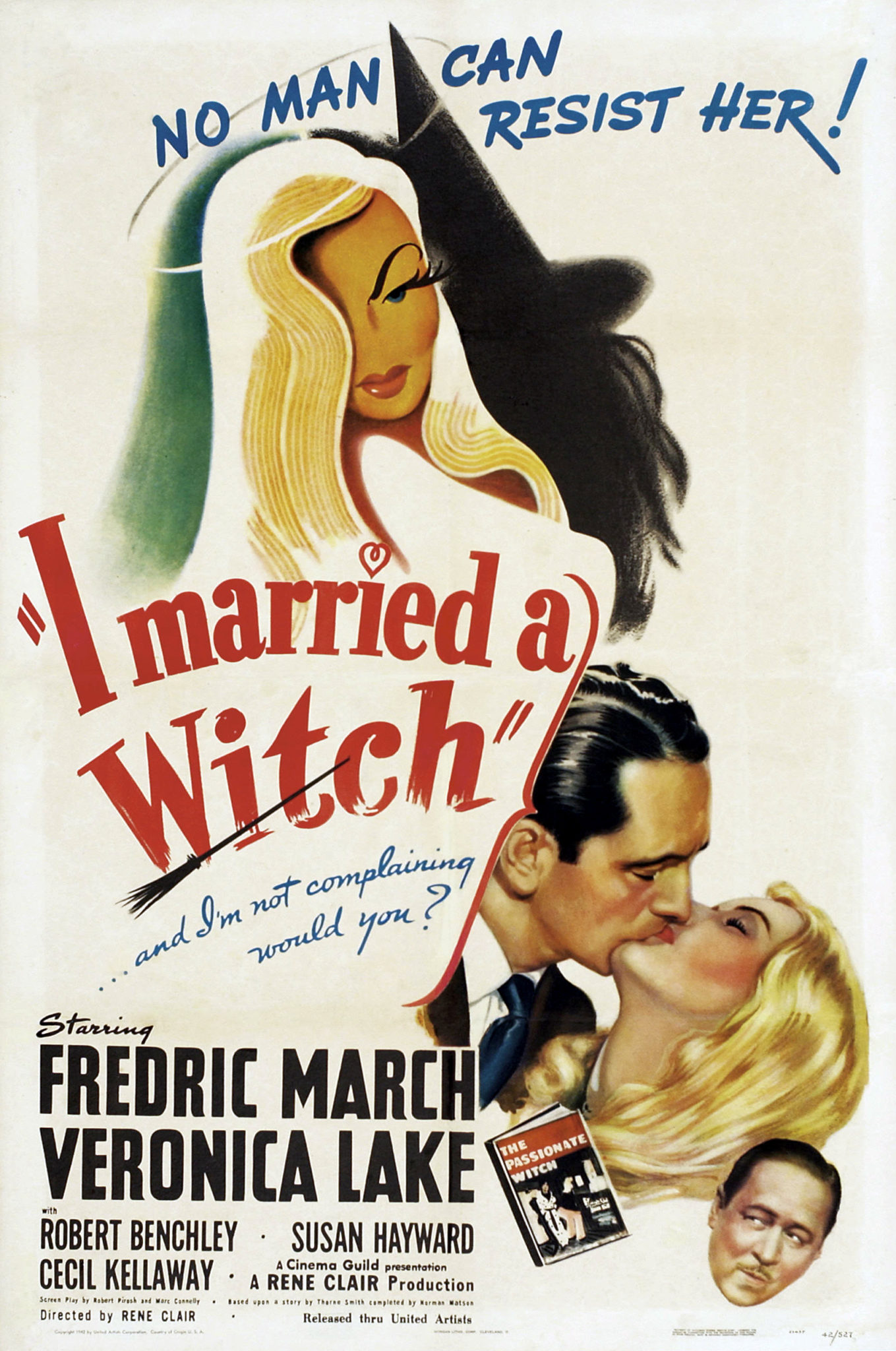 I Married a Witch (1942)