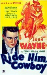 Ride Him Cowboy (1932)