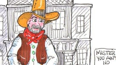 Yur No Cowboy—Nifette #79