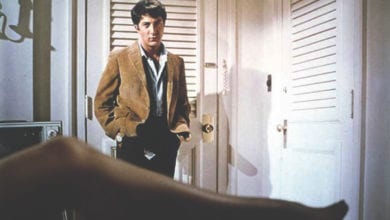 Photo of The Graduate (1967) is Seduced on the Criterion Collection