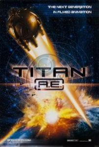 Titan A.E (2000)