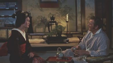 Photo of The Barbarian and the Geisha (1958) Learn Many, Many New Things on Blu-Ray