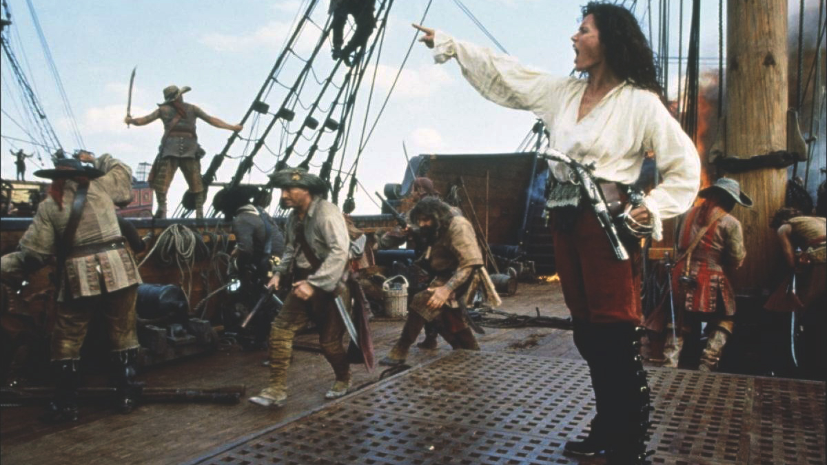 Cutthroat Island (1995) Movie Summary and Film Synopsis on MHM