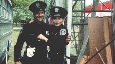 Photo of Police Academy (1984) Loves Many, Many DVDs
