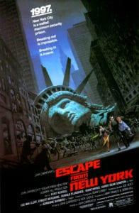 Escape from NY (1981)