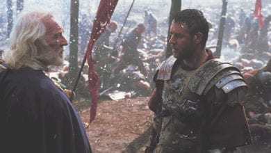 Photo of Gladiator (2000) Duels the Emperor on Blu-Ray