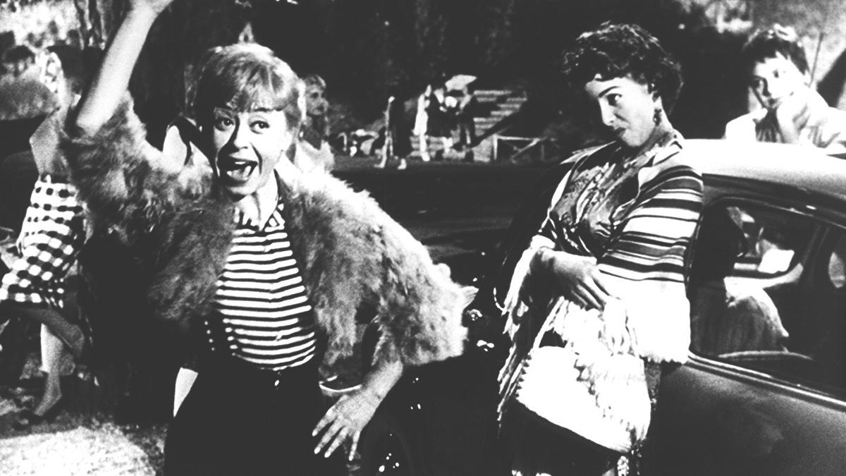 Le Notti di Cabiria (Nights of Cabiria) (1957)