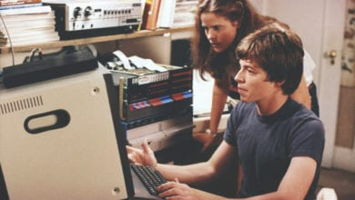 Photo of WarGames (1983) Plays a Game on Blu-Ray