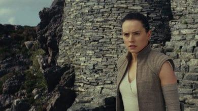Star Wars: The Last Jedi (2017) Movie Poster