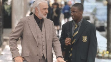 Photo of Finding Forrester (2000) Writes Itself on Blu-Ray
