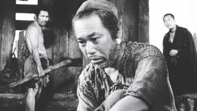 Photo of Rashômon (1950) tells four tales on the Criterion Collection