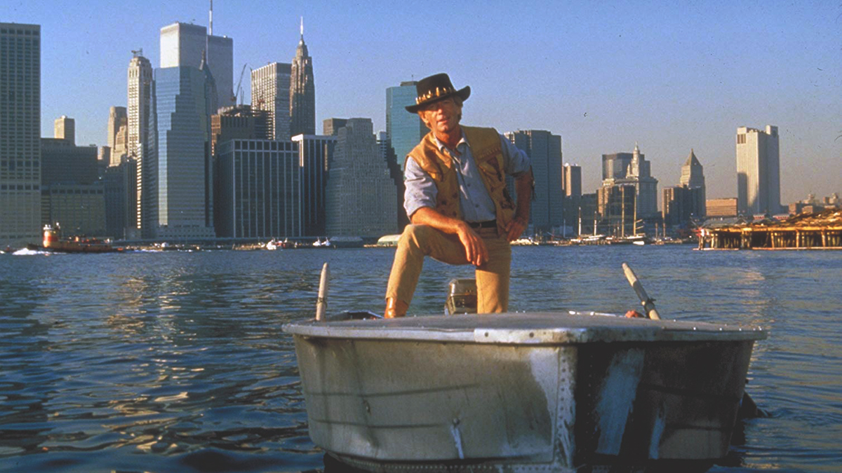 Crocodile Dundee Ii 1988 Movie Review On The Mhm Podcast Network